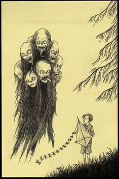 Carried by wind    John Kenn Mortensen
