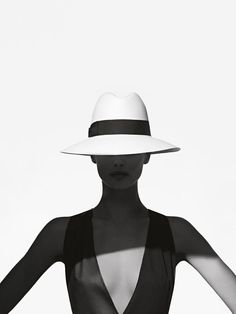 Summer | black and white | fashion photography