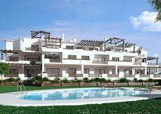 #bargain #apartments & #penthouses for sale #casares see https://bablomarbella.com/en/show/sale/25286/well-priced-residential-complex-casares/