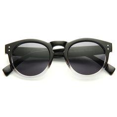 Cheap Round Sunglasses | Malley Designer Inspired Unisex Rounded Sunglasses | BleuDame.com