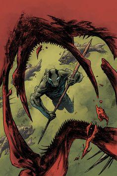Abe Sapien #14 - Artist: Max Fiumara, Colorist: Dave Stewart, Cover Artist: Sebastián Fiumara