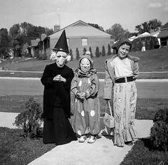 Becky, Jean & Friend (1956)...
