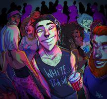 party trash by Fukari