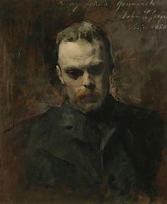 John Singer Sargent - Gordon Greenough, 1880