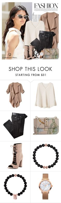 """""""Untitled #55"""" by silverdoe1 ❤ liked on Polyvore featuring MANGO, BRAX, Valentino and Kendall + Kylie"""