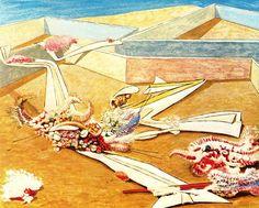Flying Horse Garden, 1935, Max Ernst