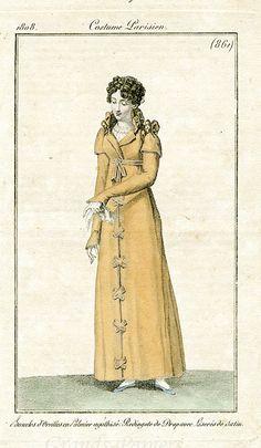 1808 Costume Parisien 861