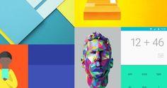 Aplicaciones y wallpapers para tener el aspecto visual de Android L
