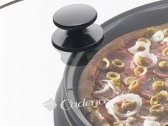 Grill Cadence Grelha Fácil Plus GRL297 1200W - Chapa Antiaderente com as melhores condições você encontra no Magazine Morenawinni. Confira!