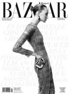 Magazine Vogue, Magazine Wall, Fashion Magazine Cover, Fashion Cover, Magazine Cover Design, Vogue Vintage, Vogue Covers, Revista Bazaar, Rodrigo Sanchez