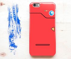 Pokedex Phone 6 iPhone Red Phone S6 Case Samsung S5 от CaseGears