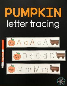 FREE Pumpkin Letter