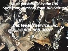 Flat Fee IRS Income Tax Relief - One Day Affordable IRS Levy Help