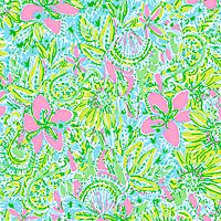 Lilly Pulitzer inspired Slide-on Dog Bandana- Coconut Jungle, Chum Bucket, Lolita or In a Pinch Lilly Pulitzer Patterns, Lilly Pulitzer Prints, Lily Pulitzer, Paper Background, Background Patterns, Lilly Pulitzer Iphone Wallpaper, Dog Bandana, Fabric Patterns, Floral Patterns