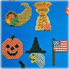 plastic canvas christmas patterns - Google Search