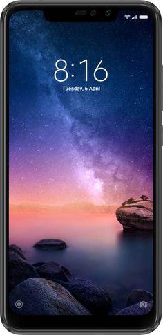 Redmi Note 6 Pro (Black, 64 GB)