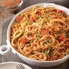 This pasta recipe will have your family asking for seconds... and thirds!