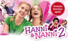 """Werde """"Mein-Jokers""""-Kunde und nutze die Chance auf eines von drei Hanni & Nanni 2-Filmpakete"""