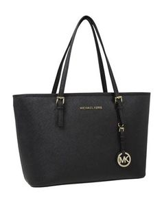 MICHAEL Michael Kors  Jet Set Saffiano Travel Tote is very nice!