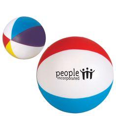 Promotional Beachball Advertising Stress Reliever   Customized Beachball Advertising Stress Reliever   Promotional Stress Relievers