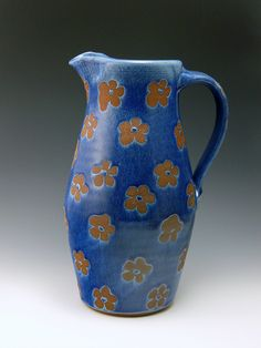 Medium pitcher by Jay Wiese. $83.