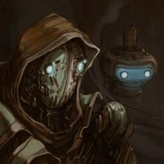 Primordia - a great soundtrack to a great post-apocalyptic game