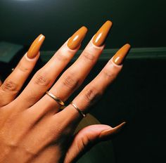 Pumpkin Nails Wstco Nail Inspiration Autumn Winter Gel
