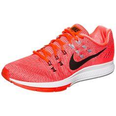 #Nike #Air #Zoom #Structure #19 #Laufschuhe #Herren #neonrot / #weiß
