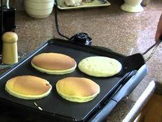 Ricetta Pancakes Americani - VivaLaFocaccia - Le Ricette Semplici per il Pane in Casa