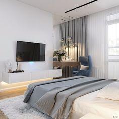 Дизайн квартиры в ЖК Самоцветы | Студия LESH