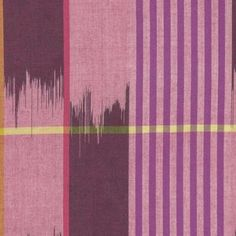 Anna Maria Horner - Loominous Yarn Dyes II - Plenty in Berry Anne Maria, Anna Maria Horner, Japanese Fabric, Modern Fabric, Fashion Fabric, Quilt Making, Fabric Patterns, Color Inspiration, Fabric Design