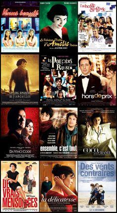 Audrey Tautou Movies