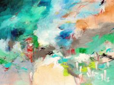 A Week in Montana Kerri Blackman https://www.etsy.com/listing/187937887/abstract-landscape-painting-large-canvas?ref=shop_home_active_1
