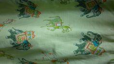 green elephant upclose  mesfringues.blogspot.com