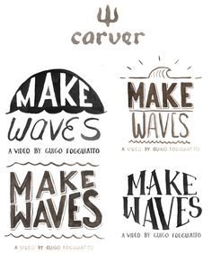 Make Waves - Mau Domingues