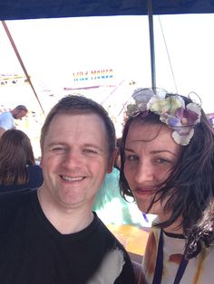 My lovely husband and me TITP 2014!