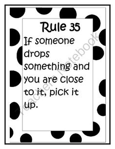The essential 55 rules school pinterest essential 55 essential 55 posters fandeluxe Gallery
