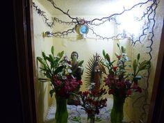 9º día del novenario en Honor a la Virgen de Guadalupe, acompañando a mis hermanos y hermanas de la Capilla de la Virgen de Guadalupe.