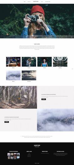 Optimizer Minimal WordPress Theme