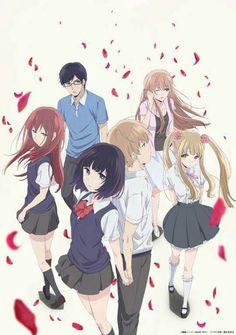 Kuzu no Honkai  http://ww1.gogoanime.io/category/kuzu-no-honkai