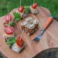 Poimulehti-porkkanaletturullat
