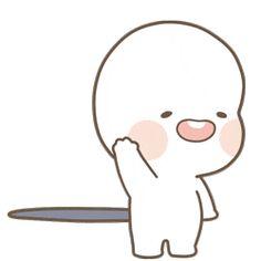 Little Panda, Line Sticker, Cute Gif, Bye Bye, Cheers, Hello Kitty, Snoopy, Kawaii, Stickers
