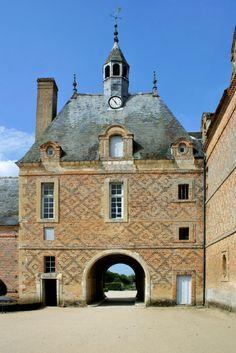 Château de la Bussiere - Le Château de pêcheurs. Loiret. centre