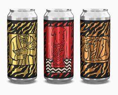 Ben-kopp-david-lynch-twin-peaks-beer-mikkeller-itsnicethat-illustration-1