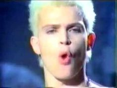 Billy Idol - White Wedding... who could not love this!