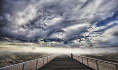 Wild Sky by Ming Xu, via 500px