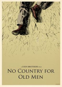 No Country For Old Men poster by BrandonORourke.deviantart.com on @deviantART