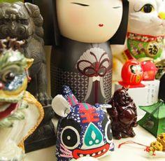 De toko der toko's: Dun Yong. 6 verdiepingen vol benodigdheden voor de Aziatische heerlijkheden.