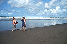 8 gorgeous beaches in Bali you'll want to check out.  http://townske.com/guide/11321/ultimate-bali-beach