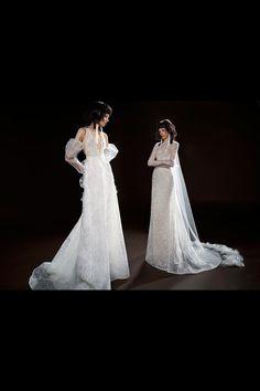 Vera Wang Bridal Spring 2018 Collection Photos - Vogue